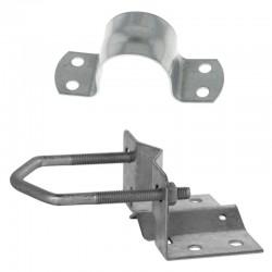 Pied & Collier de Mât 48/50 mm