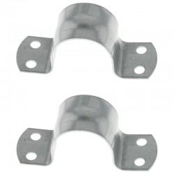 2 Colliers de Mât ⌀ 48/50 mm